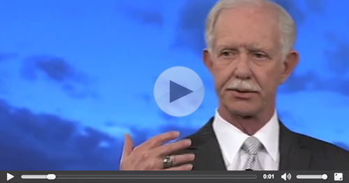 Watch video clips from Captain Sullenberger's presentations on leadership, teamwork, and innovation, including a riveting recap of landing Flight 1549 on the Hudson />>