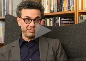 <p>Hanging with Freakonomics Superstar Stephen Dubner</p>