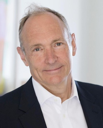Tim Berners-Lee headshot
