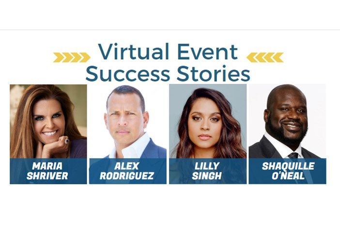 See How Other Hosts Have Created Successful Virtual Events >>
