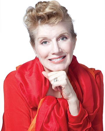 Martha Rogers headshot