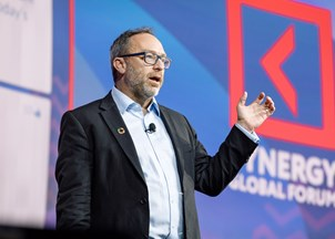 <p>Jimmy Wales sought-out for insights on business, disruption, and innovation</p>
