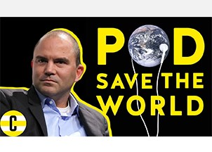 <p>Ben Rhodes is a contributor on top podcast Pod Save the World </p>