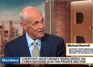 <p>Michael Chertoff in the news</p>