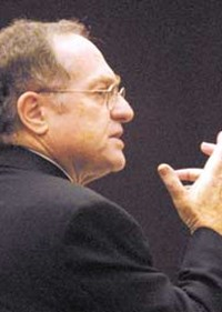 Alan Dershowitz photo 3