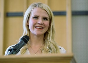 <p>What meeting planners are saying about Elizabeth Smart</p>