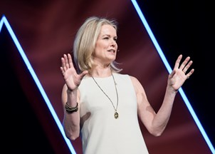 <p>Katty Kay on women and success</p>
