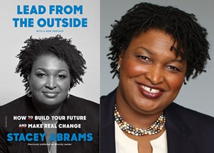 <p>Stacey Abrams book is a New York Times bestseller </p>