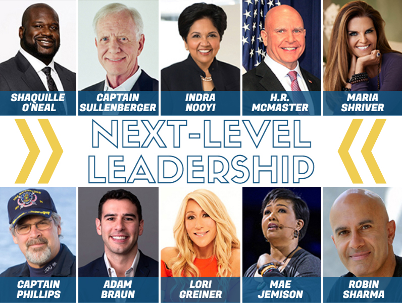 Leadership Keynote Speakers