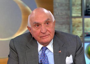 <p>Ken Langone's groundbreaking work and book are making headlines</p>