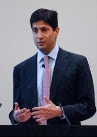 Kevin Warsh photo 3