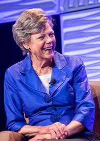 Cokie Roberts photo 3