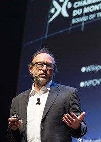 Jimmy Wales photo 3