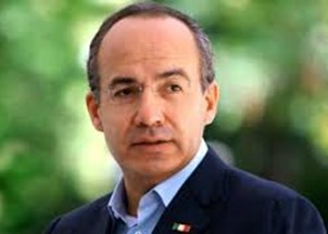 <p>Felipe Calderon delivers powerful insights on the energy industry</p>