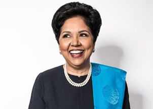 <p>Indra Nooyi wows at the Women in the World Summit</p>