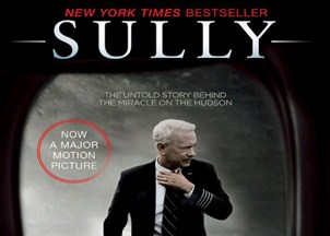 <p><em>Sully</em> movie book tie-in hits <em>The New York Times</em> betseller list</p>