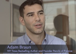 <p>Adam Braun fulfills meeting planners' most ambitious goals</p>