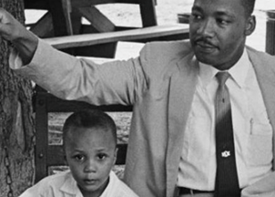 <p>Martin Luther King, III keeps the drumbeat of peace and justice in today's difficult times</p>
