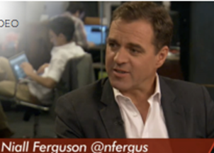 <p>Niall Ferguson's website is the central source to find his print and media commentaries</p>