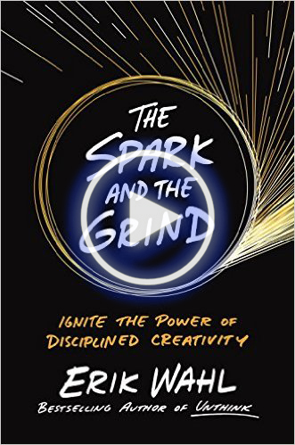 Upcoming Book Preview Video: The Spark and the Grind
