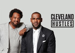 <p>Bonin Bough is the host of LeBron James' and CNBC's <em>Cleveland Hustles</em></p>