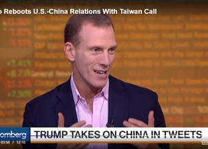 <p>Is Trump conducting foreign relations via Twitter?</p>