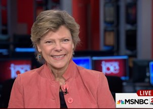 <p><strong>Event-Planner Favorite Cokie Roberts Brings America's History Into The Present</strong></p>