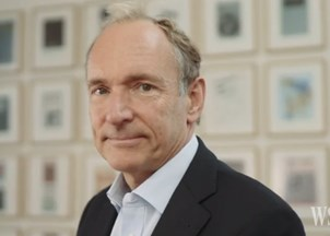 <p><strong><span><em>Wall Street Journal Trailblazer</em>, Tim Berners-Lee Shares Where Groundbreaking Innovation Comes From  </span></strong></p>