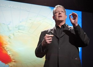 <p>Al Gore to debut new climate change movie in 2017</p>