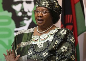 <p>Joyce Banda is a powerful voice on women's rights</p>