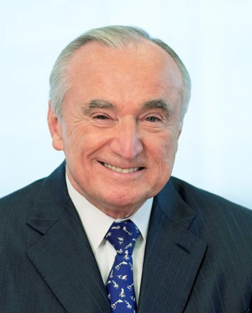 William J. Bratton headshot