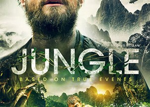 <p>Yossi Ghinsberg's survival story brought to the silver screen in the psychological thriller <em>Jungle</em></p>