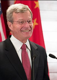 Max Baucus photo 3