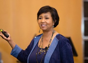 <p>Dr. Mae Jemison delivers two compelling addresses to jam-packed audience at Northwestern</p>