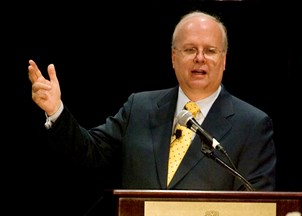 <p>Karl Rove's reviews speak for themselves</p>