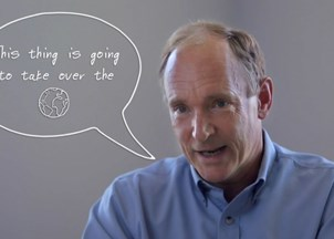 <p>Documentary brings Tim Berners-Lee's invention of the internet to life</p>