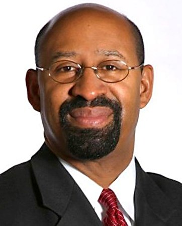Michael Nutter headshot