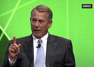 <p>Speaker Boehner Goes Viral After Candid Remarks on the Repeal/Replace Debate</p>