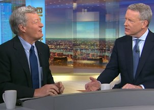 <p>Max Baucus speaks at major outlets, offering straight-talk on healthcare, China, and tax reform</p>