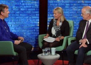 <p>Gretchen Carlson's Analysis Shines in Crucial TED Dialogues Session</p>