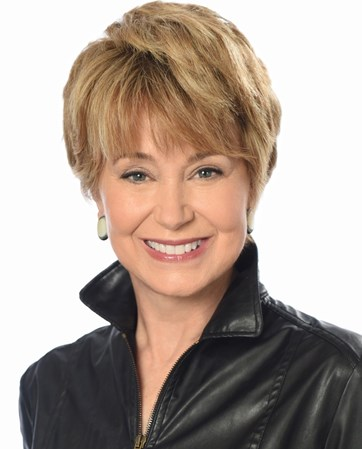 Jane Pauley headshot