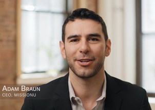 <p>Entrepreneur Adam Braun launches his latest groundbreaking project</p>
