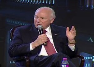 <p>Dick Cheney makes headlines as keynote at The Economic Times Global Business Summit </p>