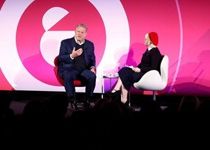 <p><strong>Al Gore inspires at Advertising Week Europe<span> </span></strong></p>