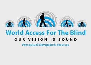 <p>World Access for the Blind</p>