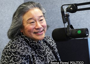 <p>Tina Tchen interviewed on Politico's Women Rule Podcast </p>