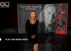 <p><strong>Lara Logan reveals work of iconic artist in captivating 60 Minutes</strong></p>