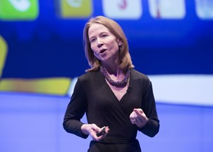 <p>April Rinne reveals insights on the future of work at WTTC Global Summit</p>