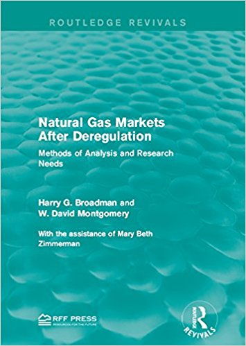 Natural Gas Markets After Deregulation: Methods of Analysis and Research Needs