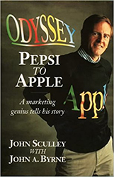 Odyssey: Pepsi to Apple